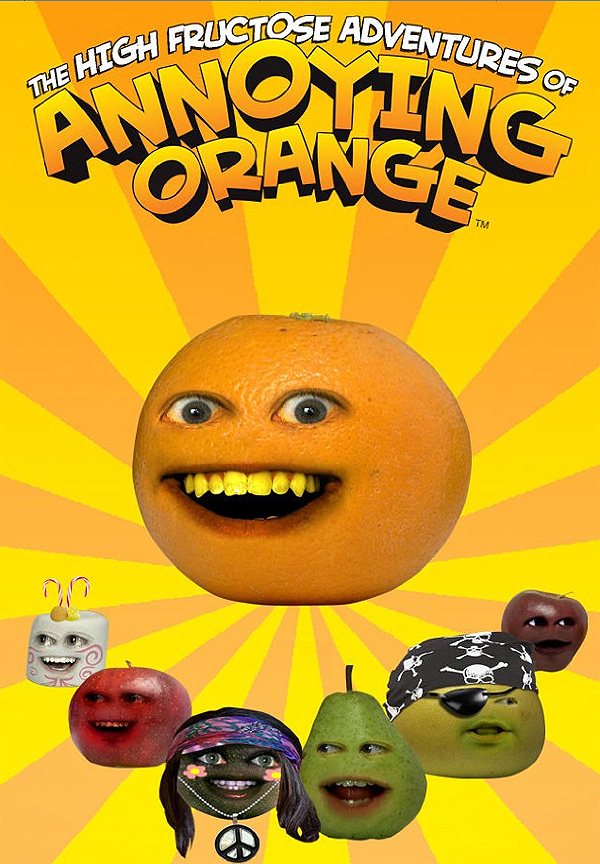 Meet The Oranges Poster