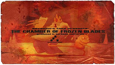<i>The Chamber Of Frozen Blades Television Episode</i> Title Card