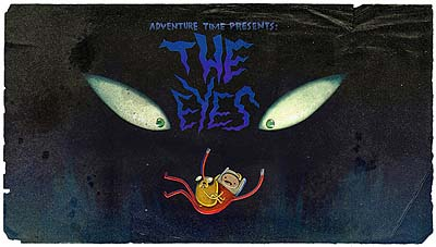 <i>The Eyes Television Episode</i> Title Card