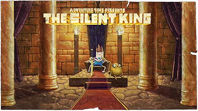 <i>The Silent King Television Episode</i> Title Card