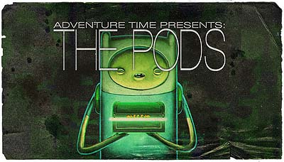 <i>The Pods Television Episode</i> Title Card
