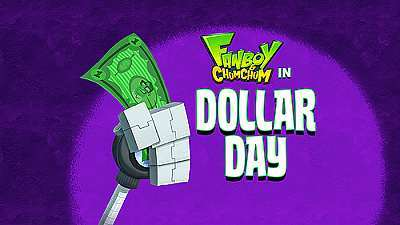 Dollar Day Television Episode Title Card