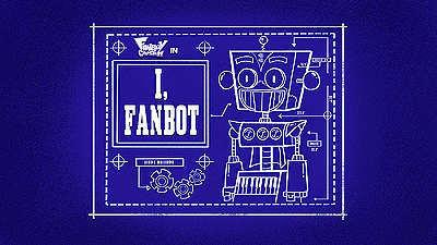 I, Fanbot Television Episode Title Card