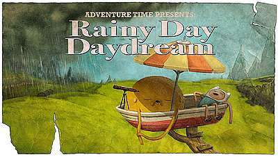 <i>Rainy Day Daydream Television Episode</i> Title Card