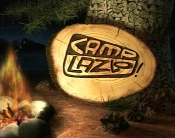 'Camp Lazlo Television' Series Title Card