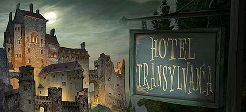 Hotel Transylvania Title Treatment