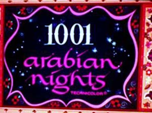 <i>1001 Arabian Nights</i> Title Card