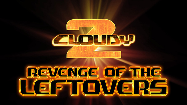 <i>Cloudy With A Chance of Meatballs 2</i> Title Card