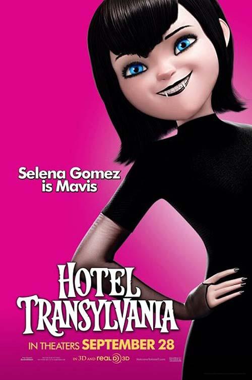 Promo Poster Dracula/Andy Sandberg