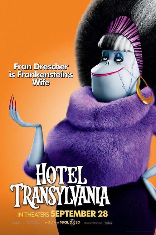 Promo Poster Mrs. Frankenstein/Fran Drescher