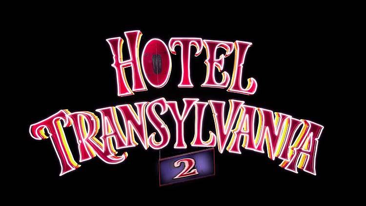 Hotel Transylvania 2 Title Card