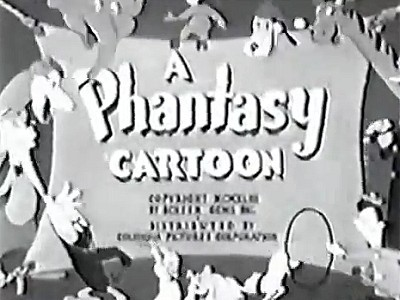 <i>Phantasy</i> Series Title Card