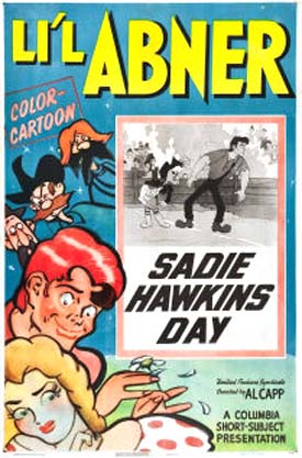 Sadie Hawkins Day Release Poster