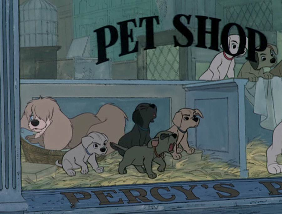 Peg (from Lady and the Tramp) Cameo