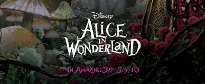 <i>Alice In Wonderland</i> Title Card