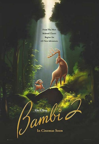'Bambi II' Pre-release Poster
