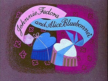 Johnnie Fedora And Alice Bluebonnet Title Card