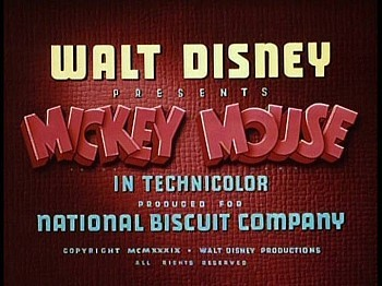 Title Card (Note National Biscuit Company legend)