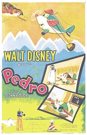 'Pedro' Poster