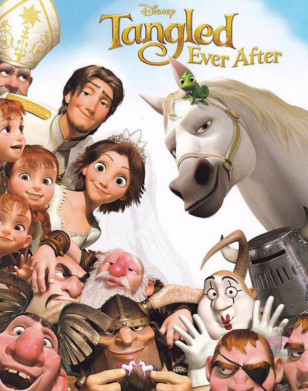 Tangled Ever After Original Poster
