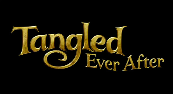 <i>Tangled Ever After</i> Title Card