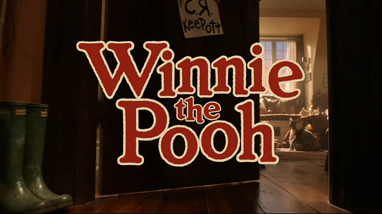 <i>Winnie The Pooh</i> Title Card