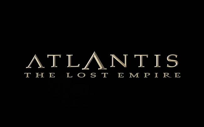 <i>Atlantis: The Lost Empire</i> Title Card