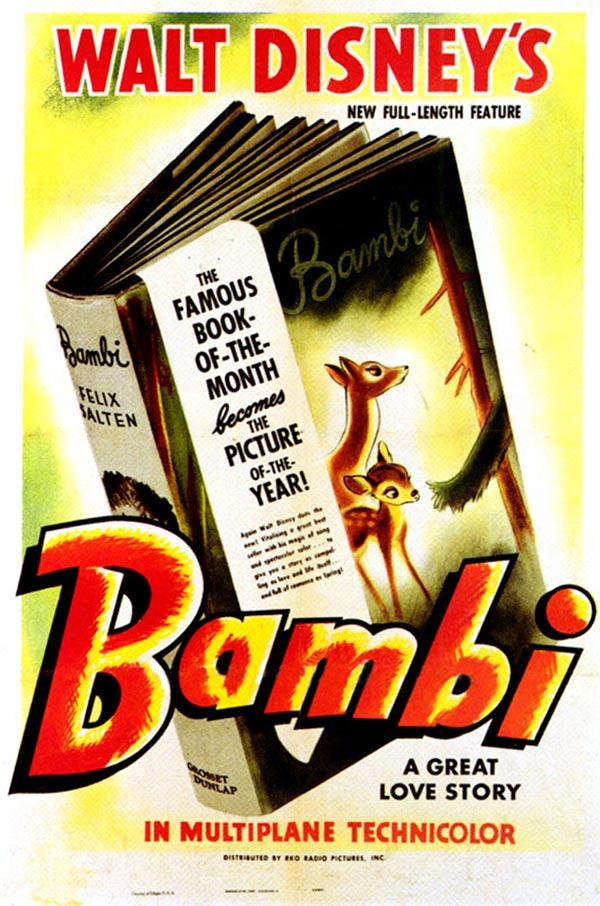 Original Book Release Poster