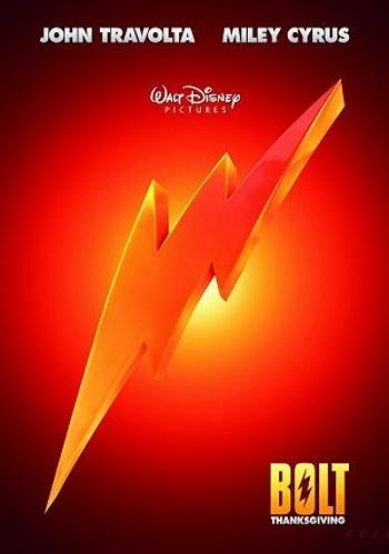 Bolt Pre-release Poster