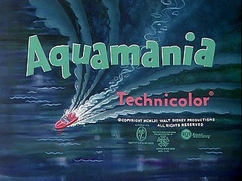 <i>Aquamania</i> Title Card