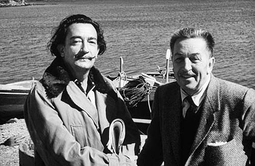 'Destino' Salvador Dal� and Walt Disney