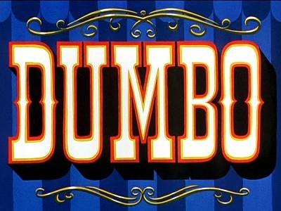 <i>Dumbo</i> Title Card