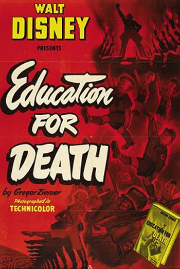 Education For Death Original Release Poster