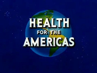 'Environmental Sanitation' Health For The Americas logo