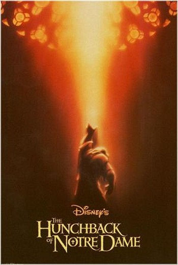 The Hunchback Of Notre Dame Pre-Release Poster
