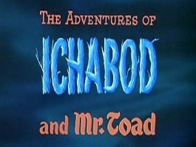 <i>The Adventures Of Ichabod And Mister Toad</i> Title Card