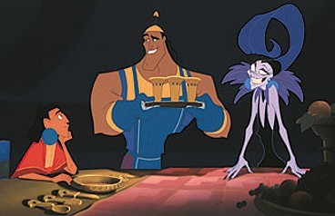 Kuzco, Kronk and Yzma