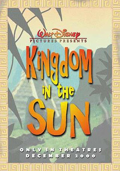 Kingdom In The Sun Promo Poster