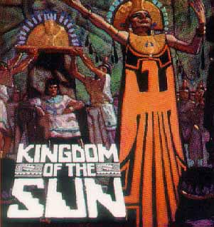 Kingdom Of The Sun Art