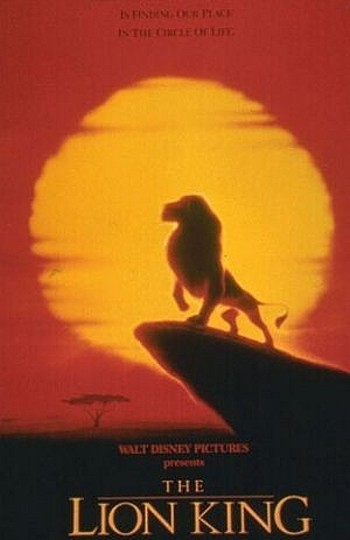 cartoon pictures for the lion king  1994