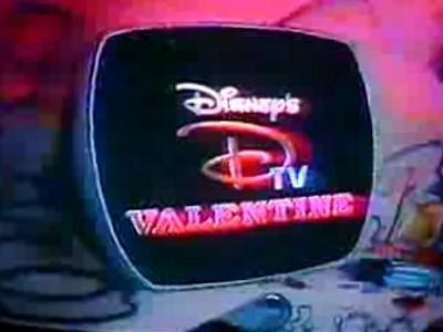 Disney's DTV Valentine Original Title