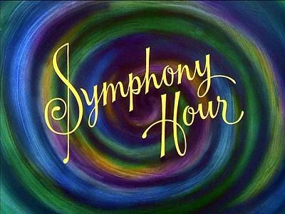 <i>Symphony Hour</i> Title Card