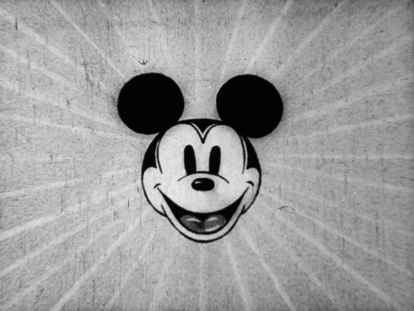 Mickey Mouse Series Title Card