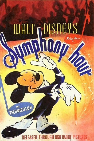 Symphony Hour Original Title Card