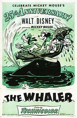The Whalers Rerelease Poster