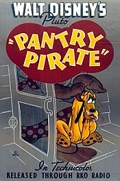 Pantry Pirate Original Release Poster