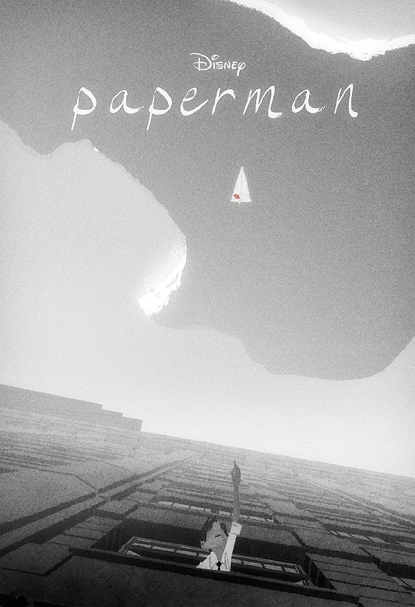 Paperman Poster
