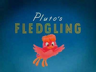 <i>Pluto's Fledgling</i> Title Card