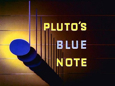 <i>Pluto's Blue Note</i> Title Card