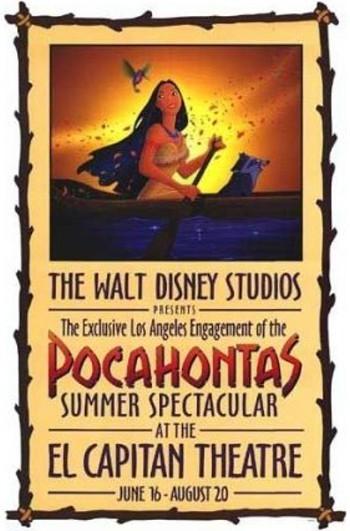 El Capitan Special Show Poster
